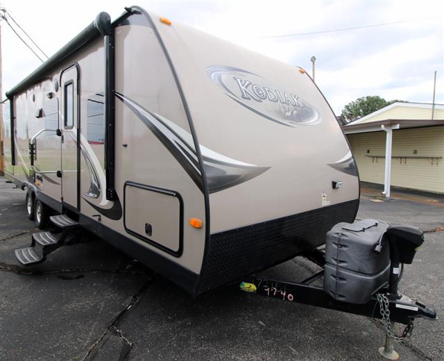 2013 Coachmen Kodiak