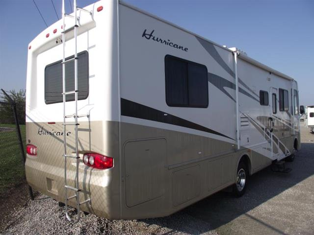2008 Fourwinds Hurricane