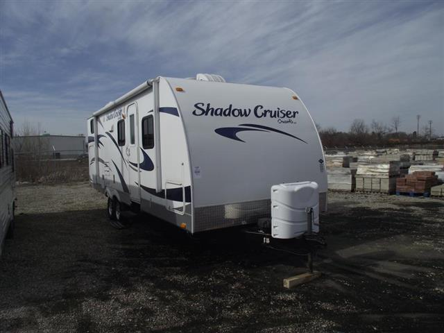 2012 Shadow Cruiser Shadow Cruiser