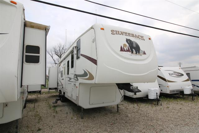 2007 Forest River Silverback