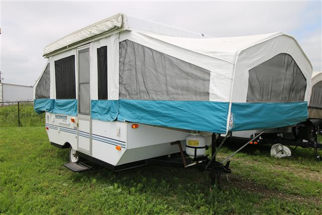 Used 1999 Rockwood Rv Freedom 1920 Pop Up For Sale