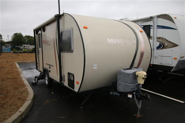 2010 Forest River ROCKWOOD MINI