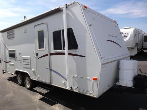 Used 2002 Jayco Kiwi 21C Travel Trailer For Sale
