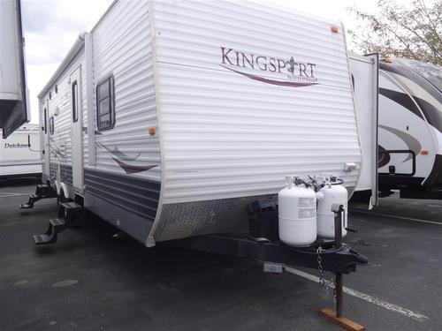 Used 2009 Gulfstream Kingsport 287RLS Travel Trailer For Sale