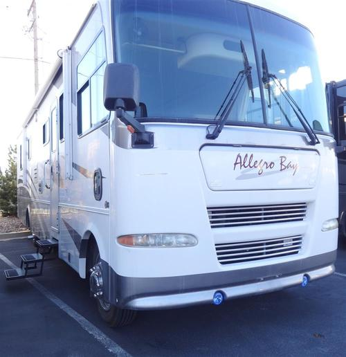 Used 2004 Tiffin Allegro Bay   37FT Class A - Gas For Sale