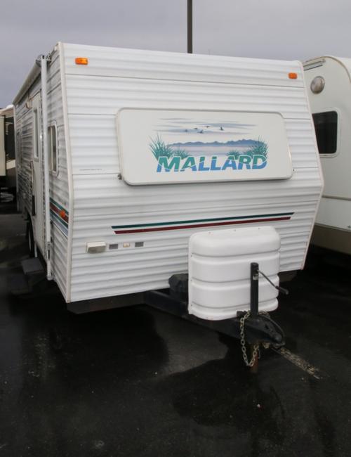 1995 wilderness travel trailer Plans