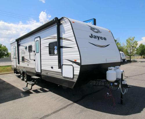 Bedroom : 2018-JAYCO-287BHSW