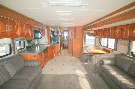 Living Room : 2007-COACHMEN-LEGAND 40QS2