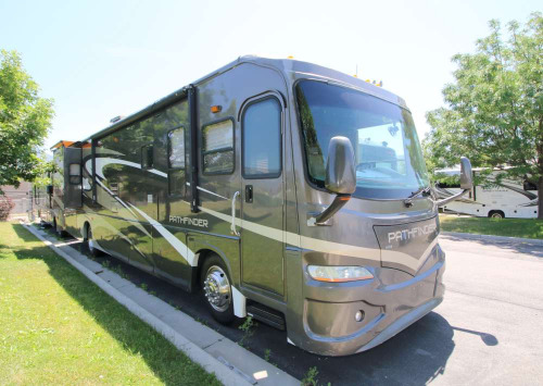 Bedroom : 2007-COACHMEN-373DS