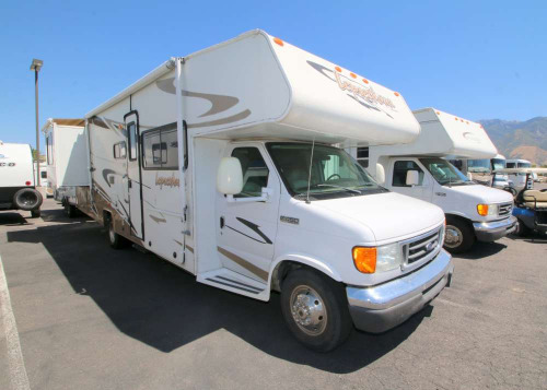 Bedroom : 2007-COACHMEN-318DS