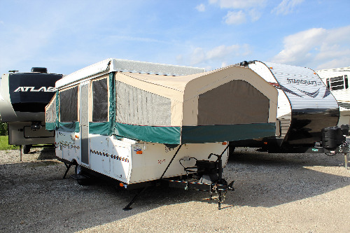 Exterior : 2008-FOREST RIVER-625D