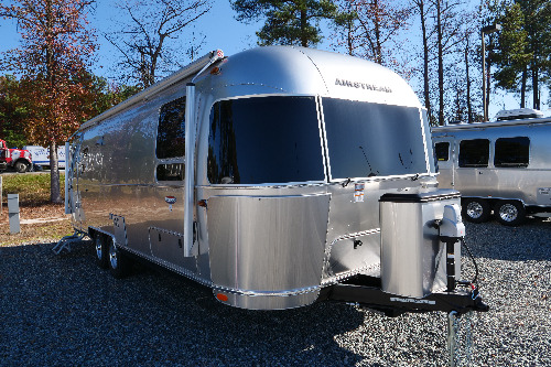 Exterior : 2019-AIRSTREAM-27FB TWIN