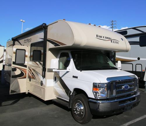 New 2016 THOR MOTOR COACH Freedom Elite 29FE Class C For Sale