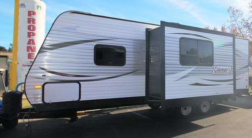 New 2016 Coleman Coleman CTS244BHWE Travel Trailer For Sale