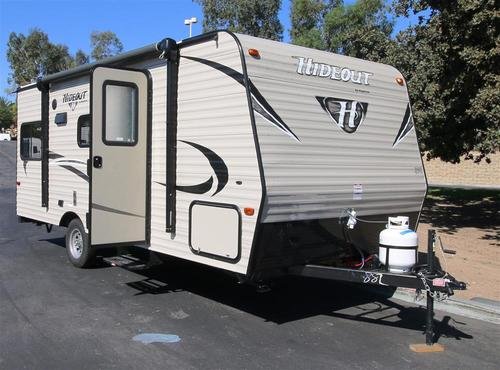 New 2016 Keystone Hideout 177LHS Travel Trailer For Sale