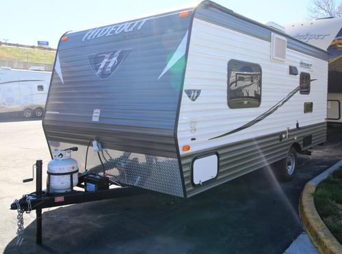 Used 2016 Keystone Hideout 178LHS Travel Trailer For Sale