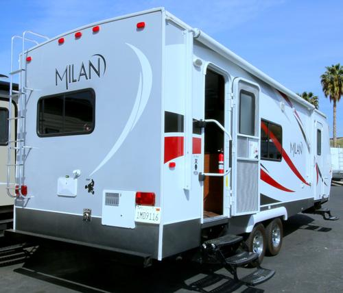 2015 Eclipse RV MILAN