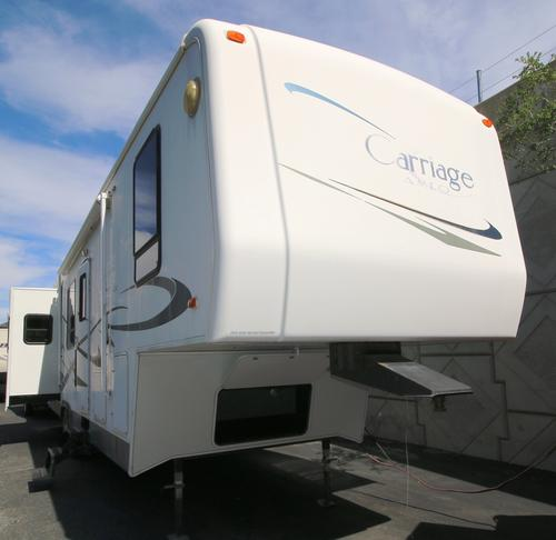 Used 2005 Carriage Cameo 35SK Fifth Wheel For Sale