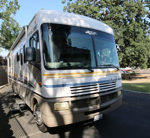 Used 2003 Fleetwood Bounder 35E Class A - Gas For Sale