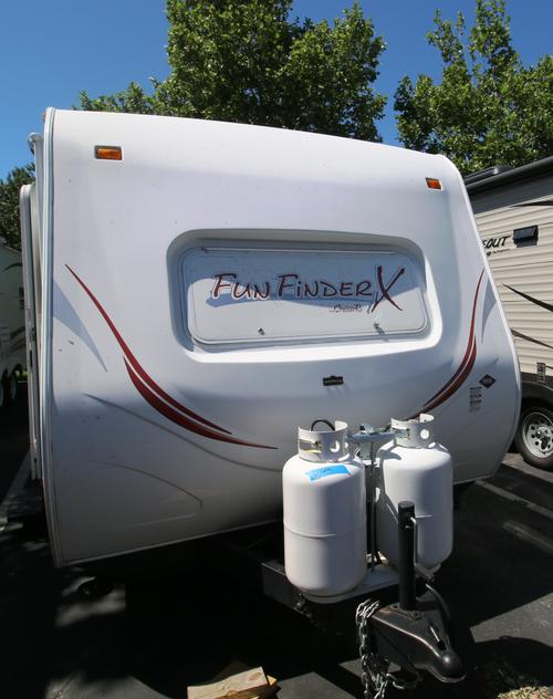 2011 Cruiser RVs Funfinder