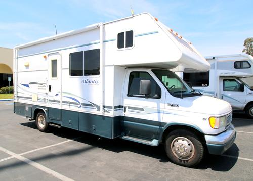 Used 2002 Holiday Rambler Atlantis 24RBS Class C For Sale