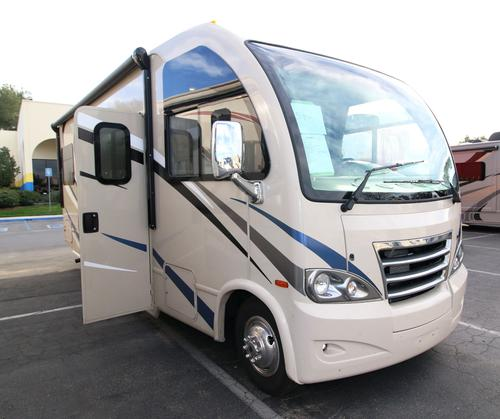Exterior  Exterior  RV. New or Used Class A Motorhomes For Sale   Camping World RV Sales