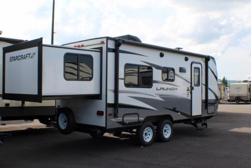 Starcraft Launch Outfitter 19bhs Rvs For Sale Camping