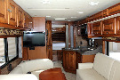 Living Room : 2012-TIFFIN-BREEZE 28BR