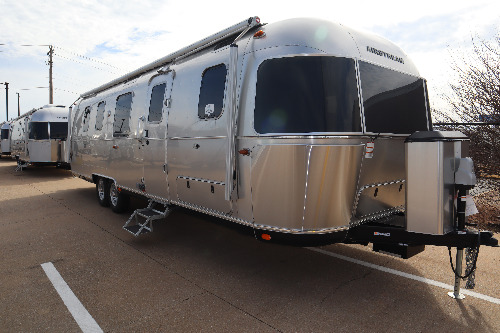 Exterior : 2020-AIRSTREAM-33FB TWIN