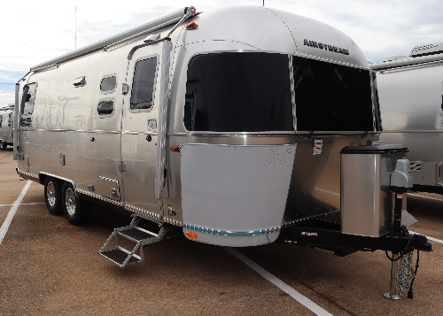 Exterior : 2020-AIRSTREAM-25RB TWIN