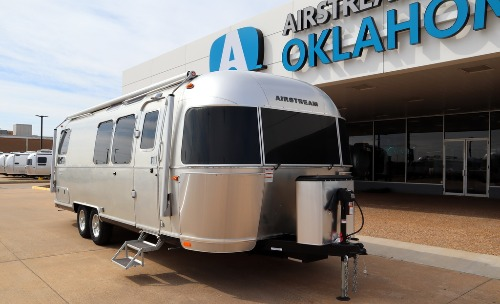 Exterior : 2020-AIRSTREAM-28RB TWIN