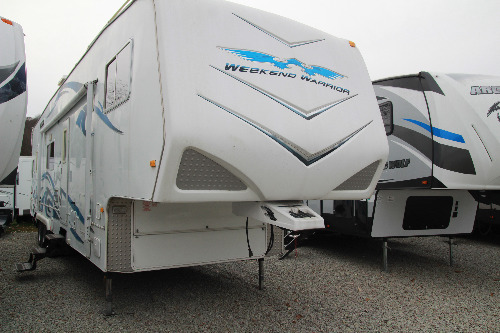 Exterior : 2009-WEEKEND WARRIOR-RKD3805