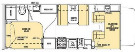 Floor Plan : 2011-SHASTA-M230