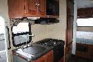 Kitchen : 2011-SHASTA-M230