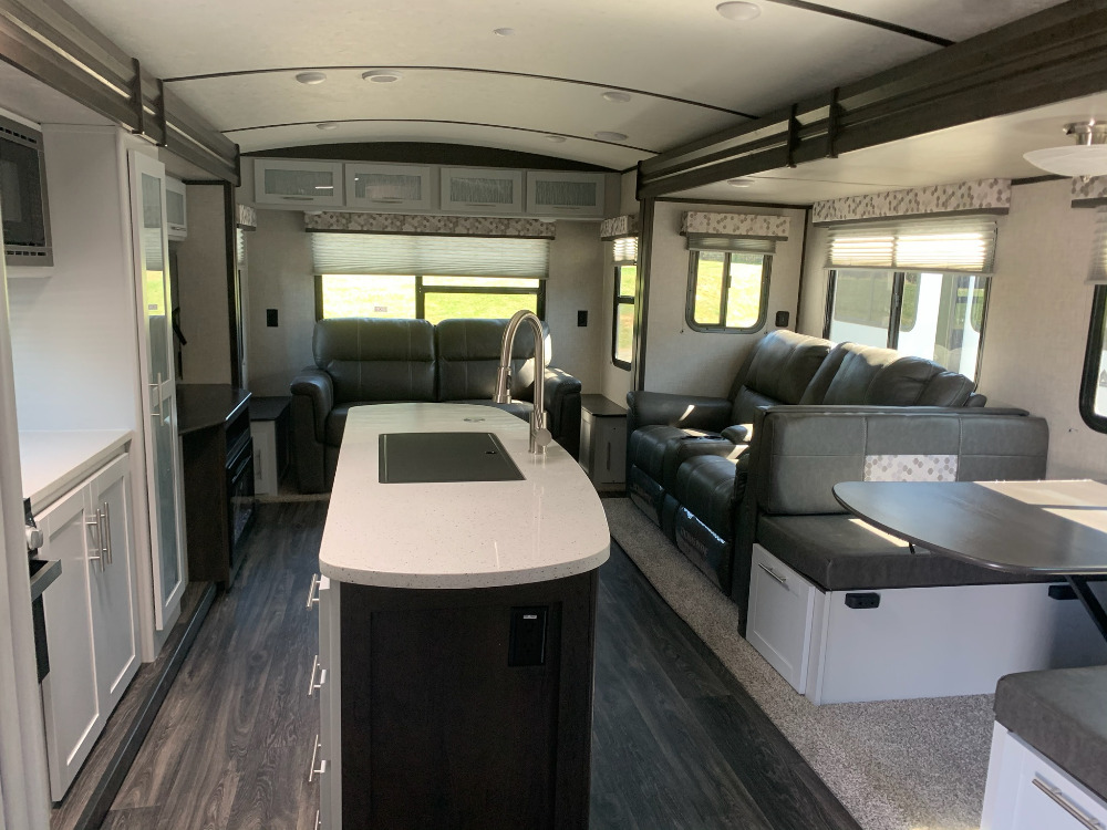 2021 Keystone RV 30ri