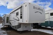 Used 2007 NuWa Hitch Hiker 35CKQG CHAMPAGNE Fifth Wheel For Sale