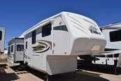 Used 2010 Jayco Eagle 351RLTS Fifth Wheel For Sale
