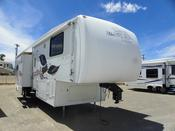 Used 2007 Forest River All American Sport 385CKTS Fifth Wheel Toyhauler For Sale