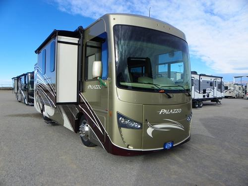New 2016 THOR MOTOR COACH PALAZZO 33.4 Class A - Diesel For Sale