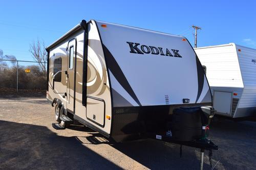 Used 2015 Dutchmen Kodiak 200QB Travel Trailer For Sale