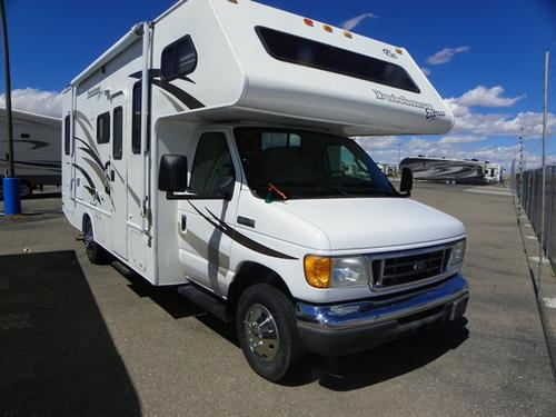 Used 2008 Fourwinds Dutchmen Express 24T Class C For Sale