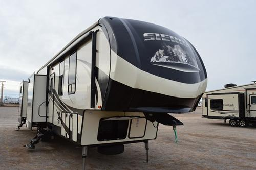 New 2016 Forest River Sierra 381RBOK Fifth Wheel For Sale