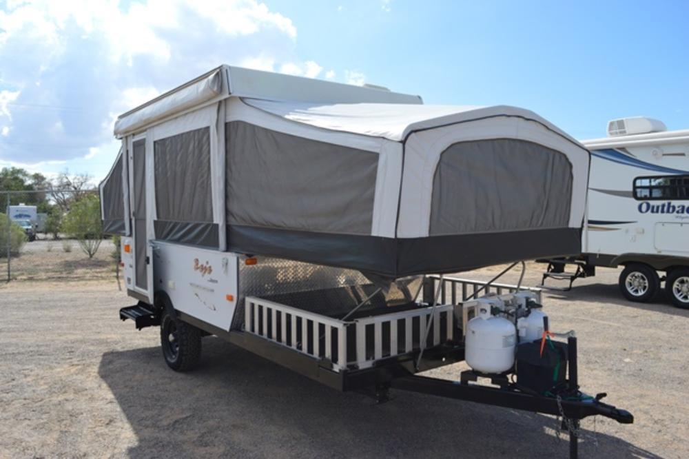 2005 Jayco Baja Series 10y - Camping World Of Albuquerque ...