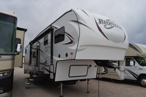 New Or Used Fifth Wheel Rvs For Sale In Albuquerque New