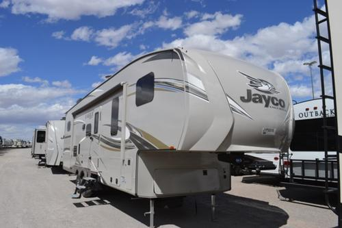 Bathroom : 2018-JAYCO-29.5BHOK
