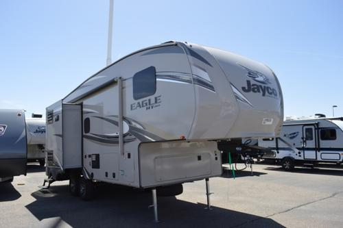 Bathroom : 2018-JAYCO-24.5CKTS