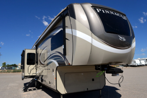 Jayco Pinnacle 36SSWS RVs for Sale - Camping World RV Sales