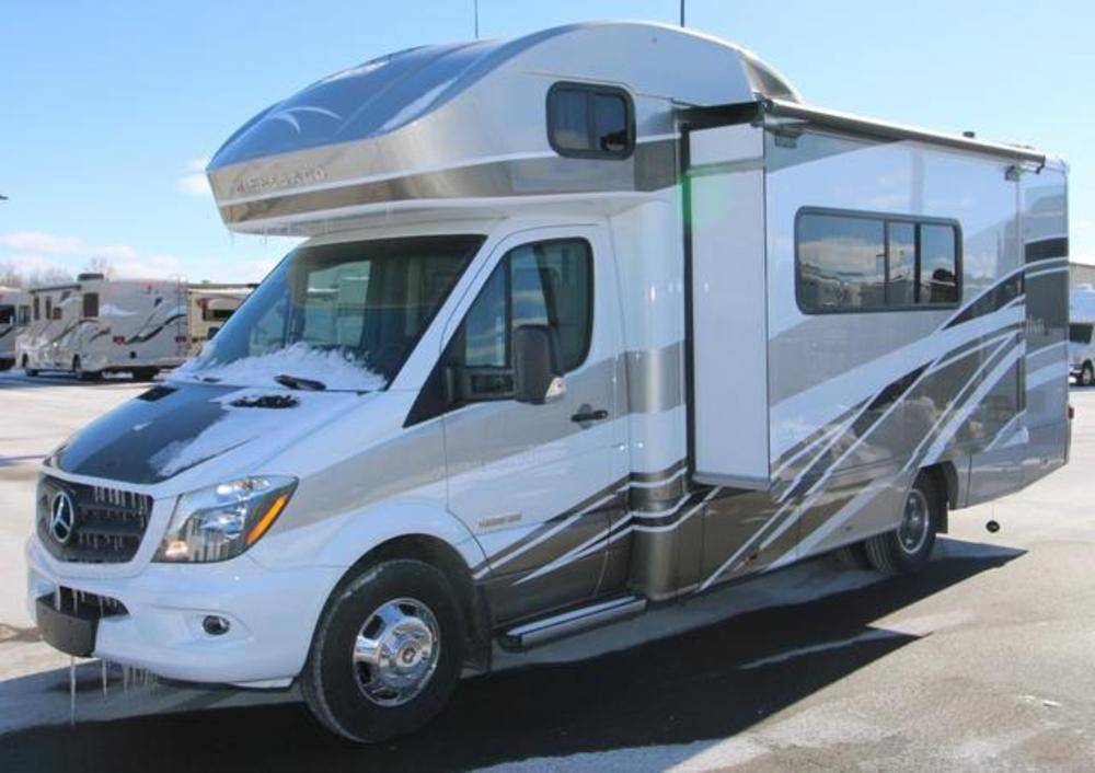 Original In A Conference Call With Analysts, Chairman And Chief Executive Bruce Hertzke Said Sales Of The Winnebago View And Navion, Two New Smaller Class C Models, Had Been Strong Analyst Wes Cummins, Who Follows Rival National RV For