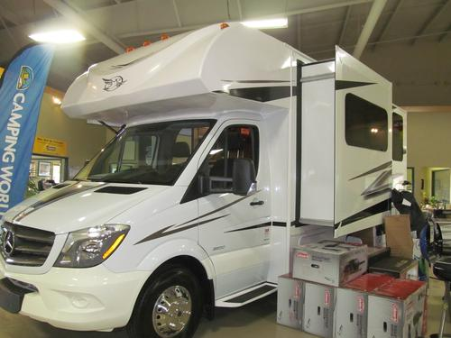 New 2016 Jayco Melbourne 24K Class C For Sale