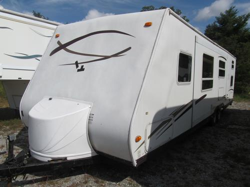 Used 2006 Keystone Zeppelin M-303 Travel Trailer For Sale